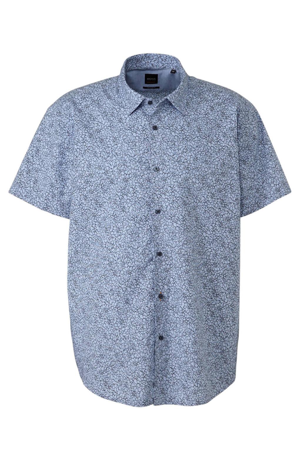 Casual Overhemd.Boss Casual Overhemd Korte Mouw Wehkamp