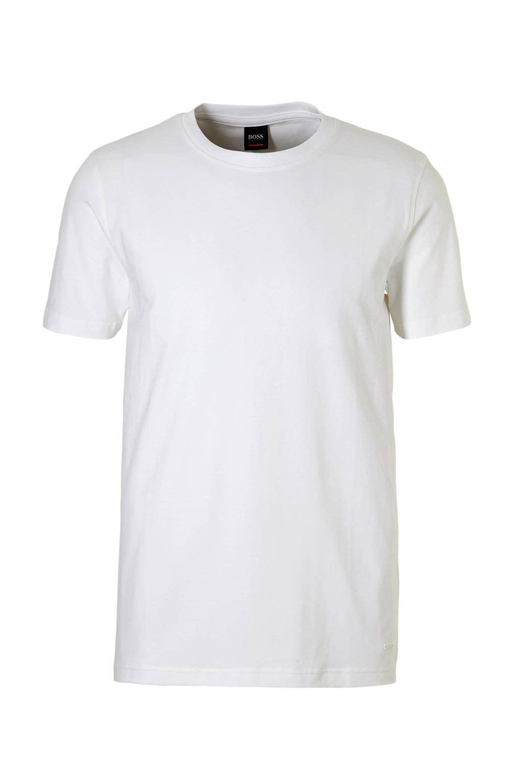 Boss Casual T-shirt, Wit