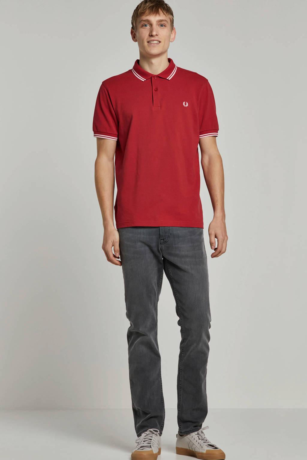Boss Casual slim fit jeans, Grijs