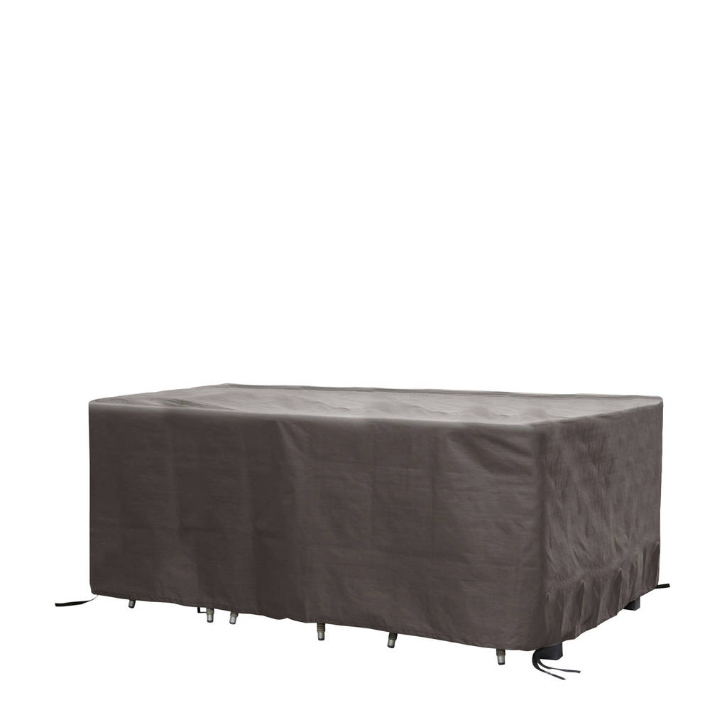 Outdoor Covers tuinset hoes XXL (incl. 2 bobbins) (310x180 cm), Grijs