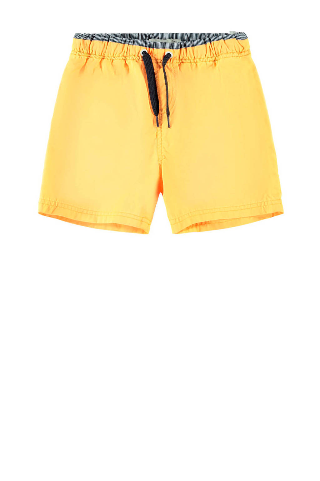 NAME IT zwemshort uni geel, Geel