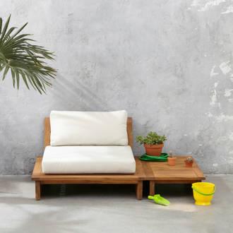 loungestoel met tafel Villena