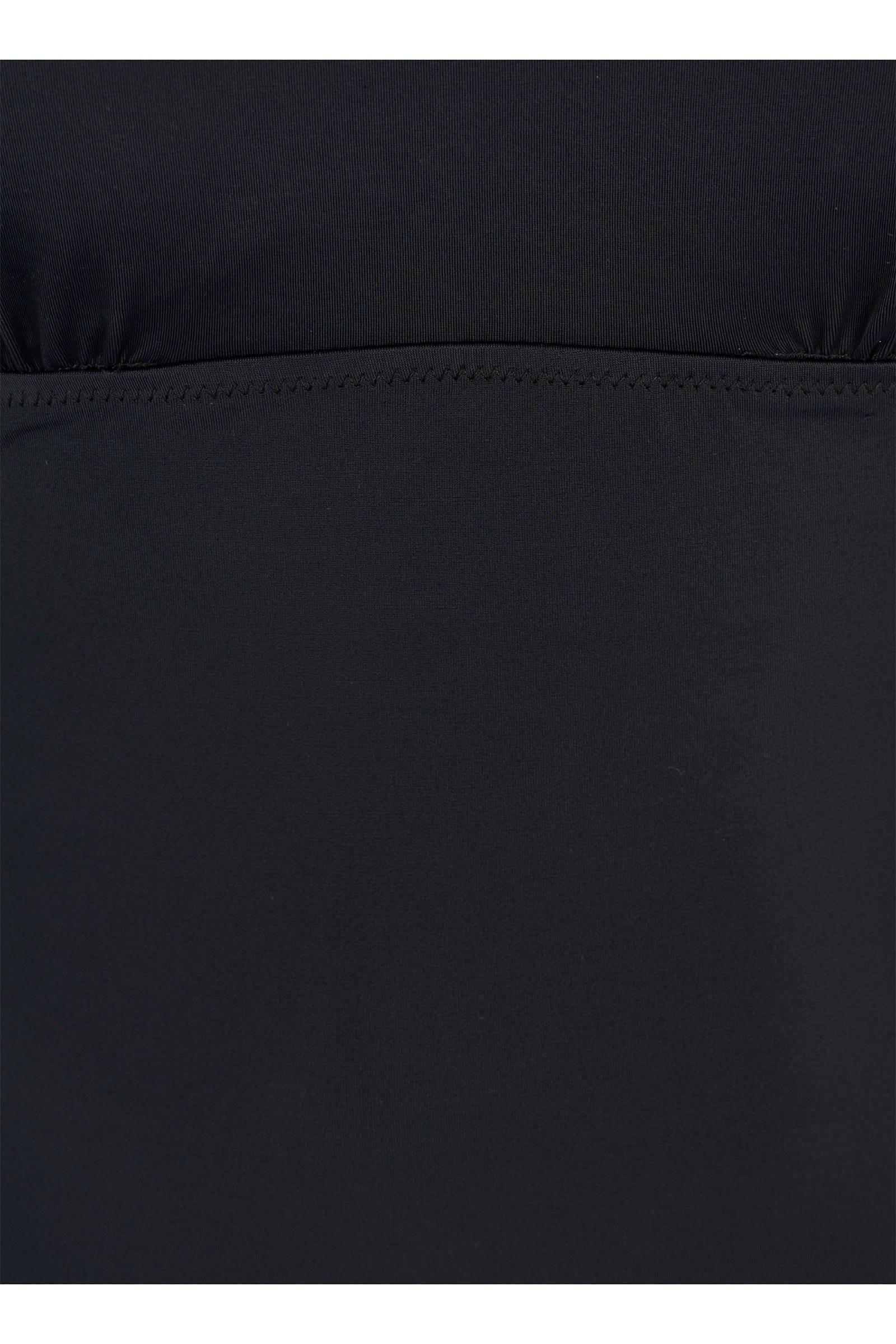 Zizzi bandjes zwart badpak verstelbare met araZxq0