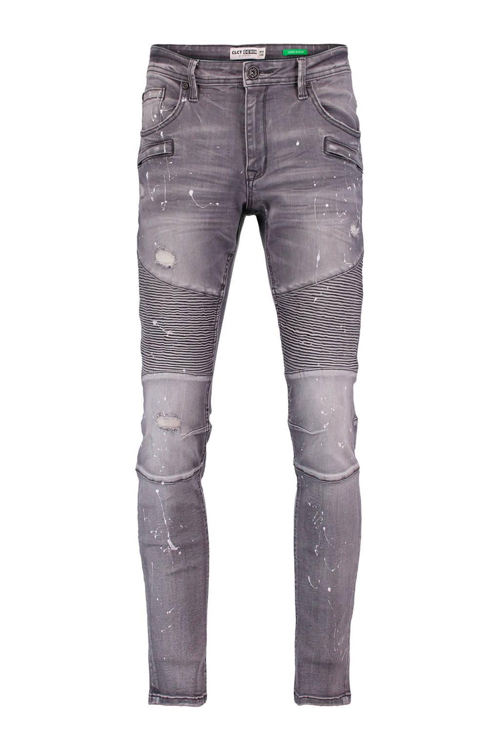 CoolCat slim fit jeans, Grijs