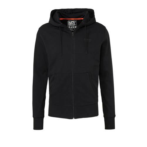 Superdry Sport sportsweater zwart kopen