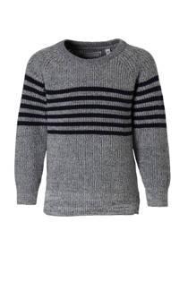 C&A Palomino trui met strepen grijs (jongens)