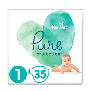 Pure Protection maat 1 (2-5 kg) 35 luiers