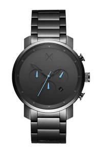 MVMT MVMT Chrono horloge D-MC01-GU, Grijs