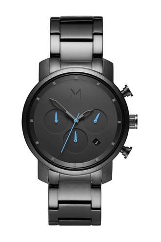 Chrono Gunmetal horloge D-MC02-GU