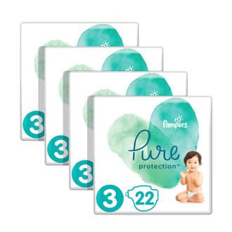 Pure Protection maat 3 (6-10kg) 88 luiers