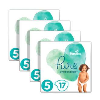 Pure Protection maat 5 (11+ kg) 68 luiers