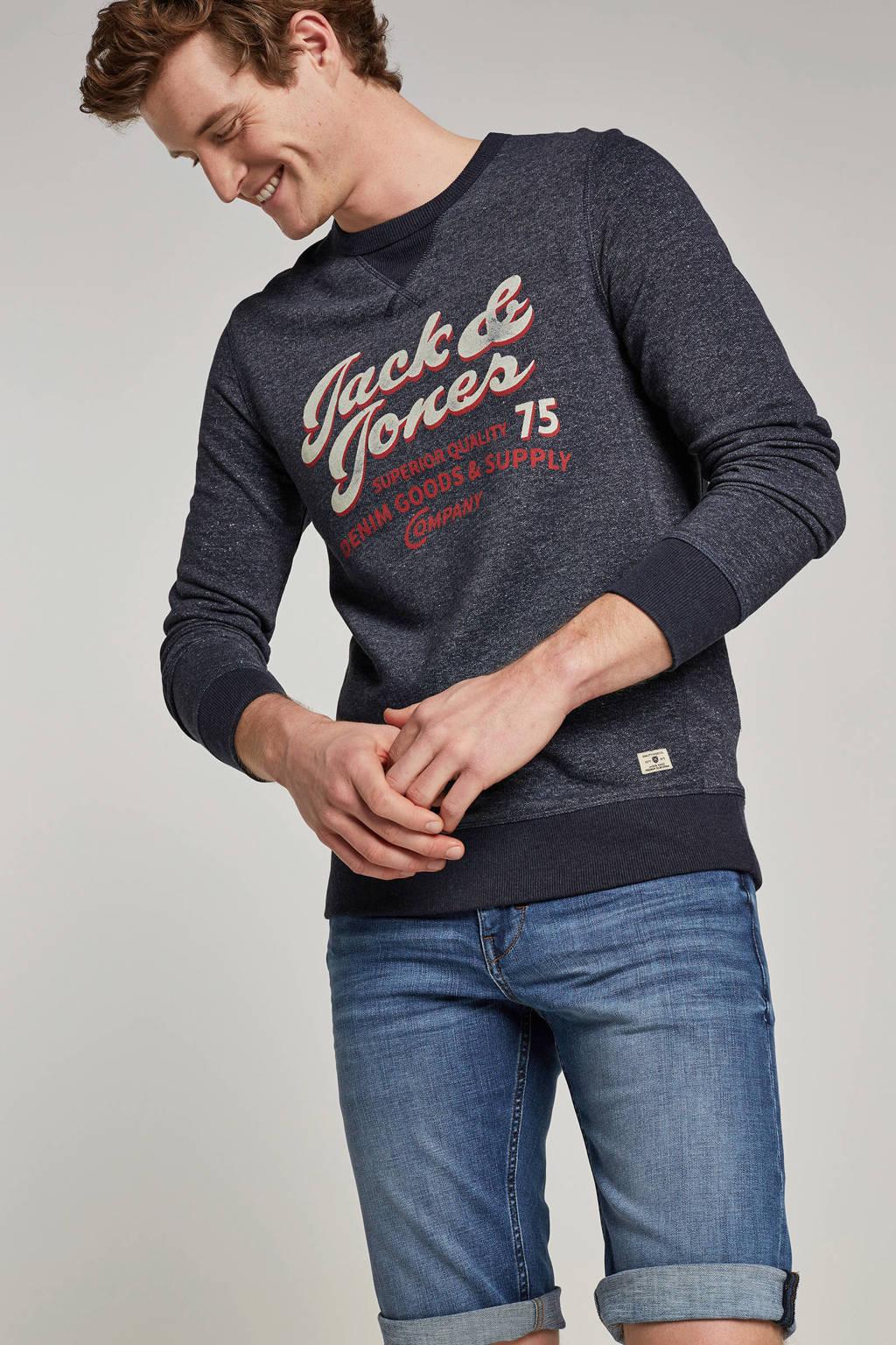 Jack & Jones Premium sweater, Donkerblauw