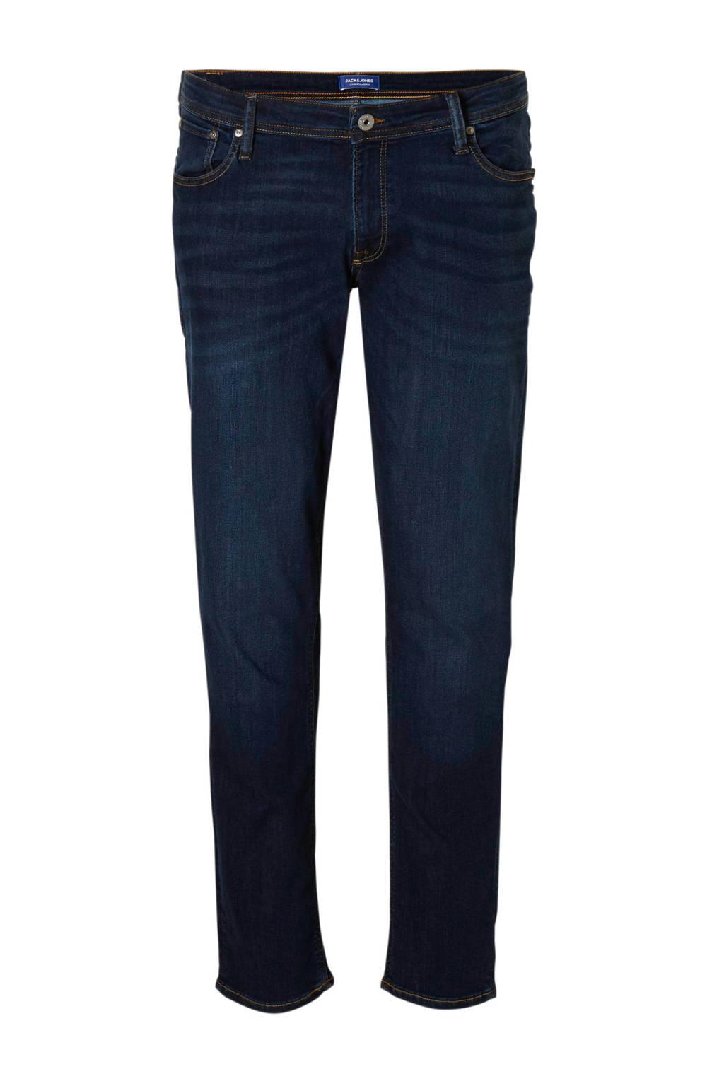 Jack & Jones Plus Size regular fit plussize jeans plussize  Liam, Dark denim