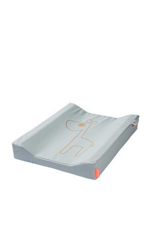 aankleedkussen 50x65 cm grijs