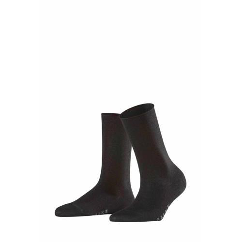 FALKE glitter sokken zwart kopen