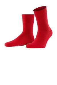 FALKE huissokken rood, Rood