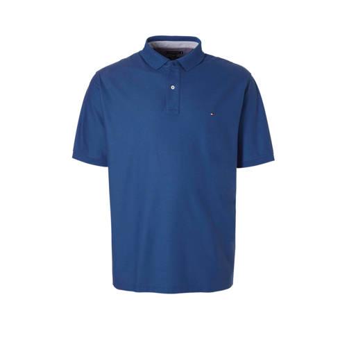 Tommy Hilfiger Big & Tall +size polo met logo kopen
