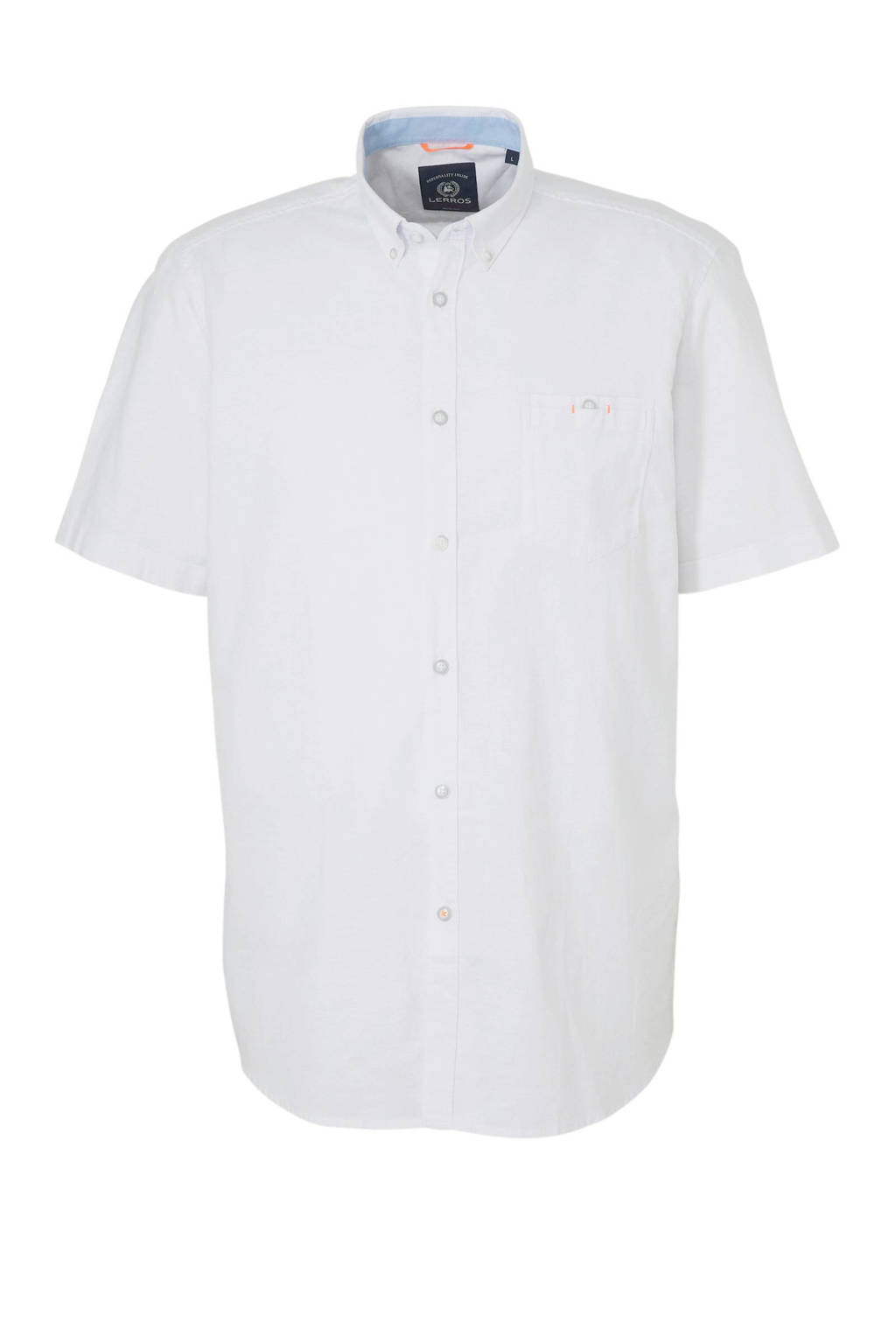 Lerros overhemd, Wit
