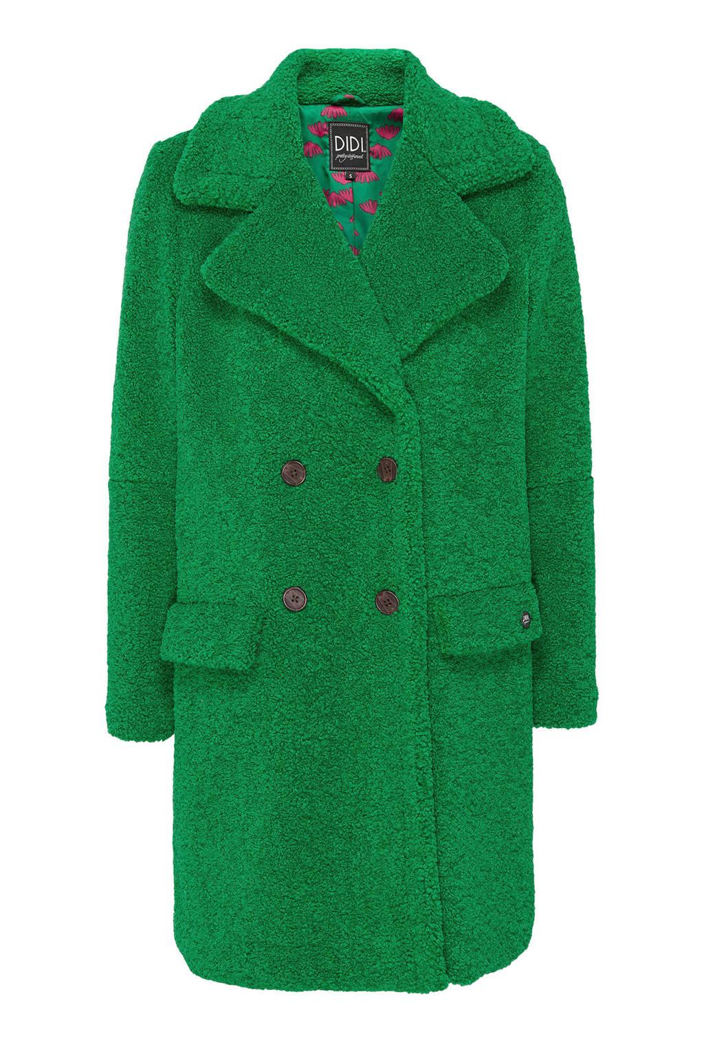 Didi jas groen, Groen