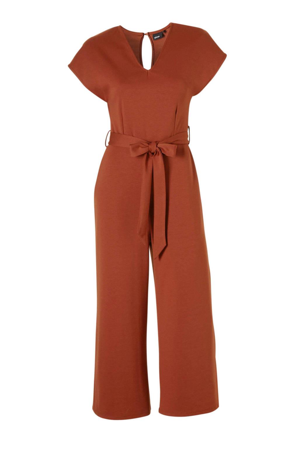whkmp's own jumpsuit, Brique