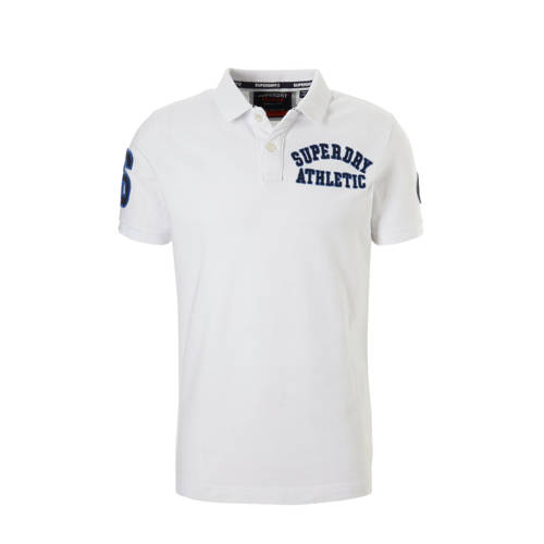 Superdry poloshirt CLASSIC SUPERSTATE PIQUE POLO