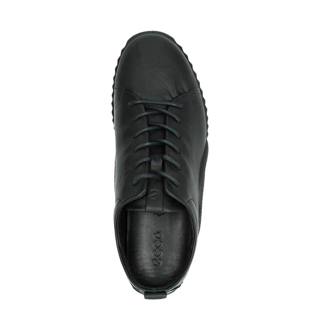 Ecco Ecco Leren Zwart Sneakers Leren n481UxOw4q