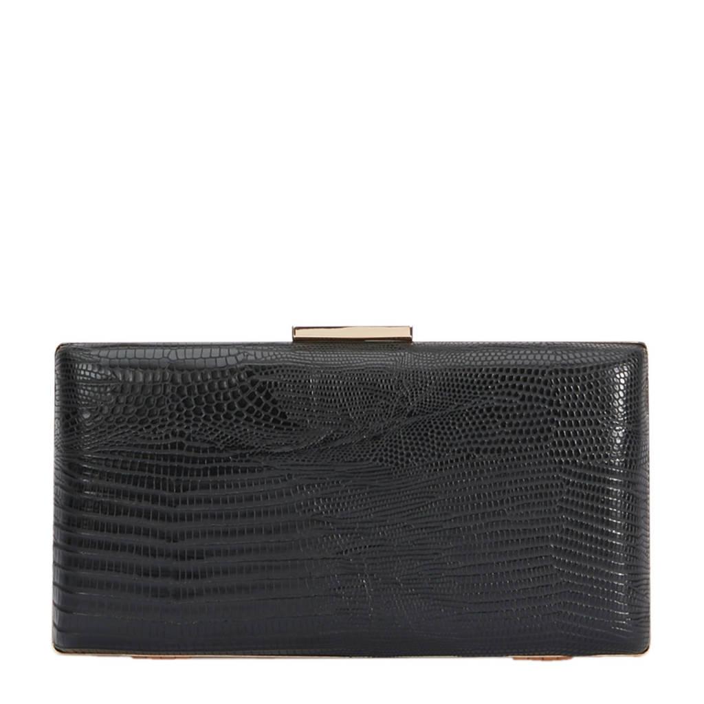 Parfois   box bag zwart, Zwart