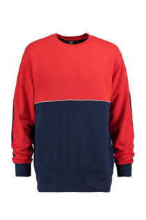 America Today  sweater rood (heren)