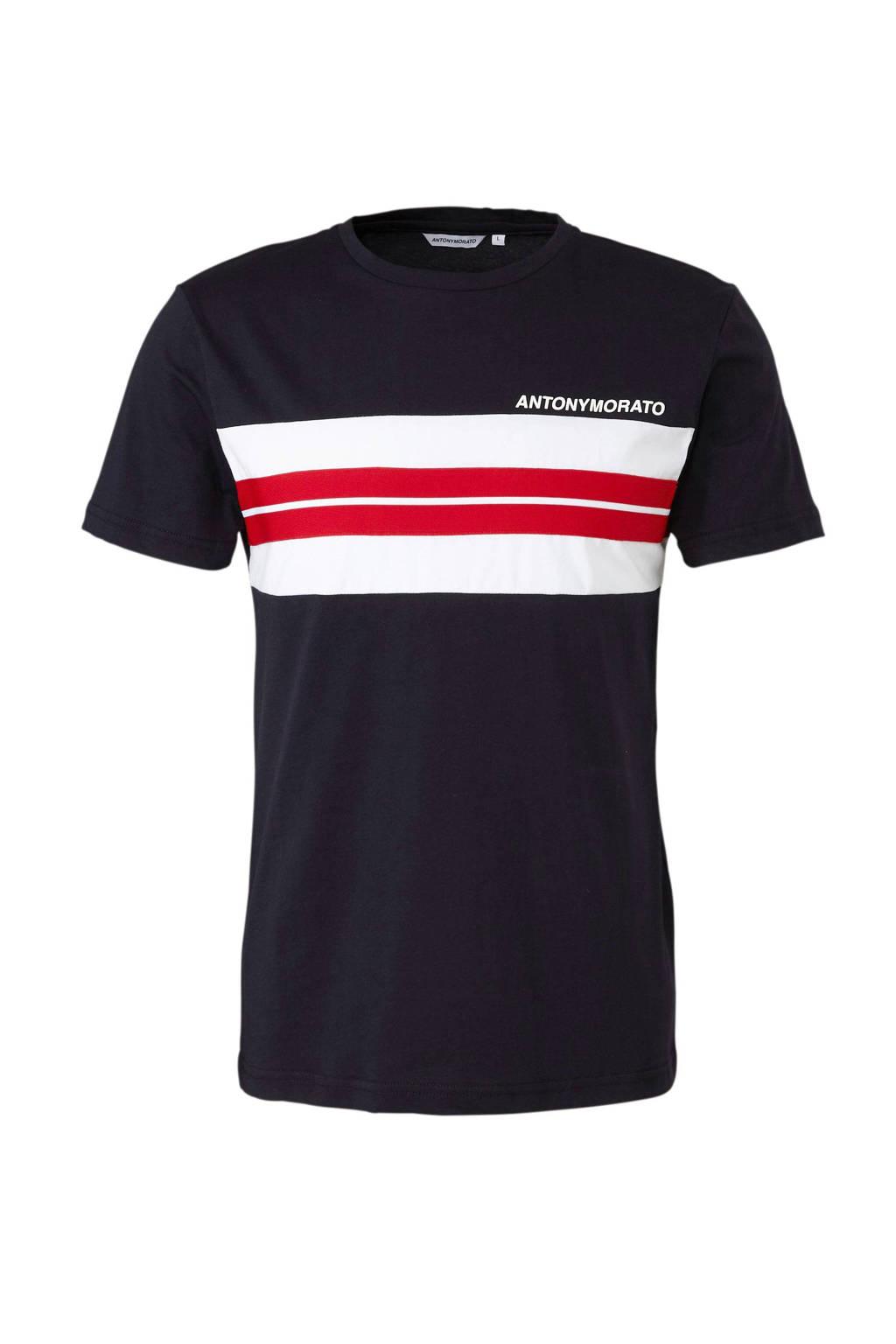 Antony Morato t-shirt, Marine