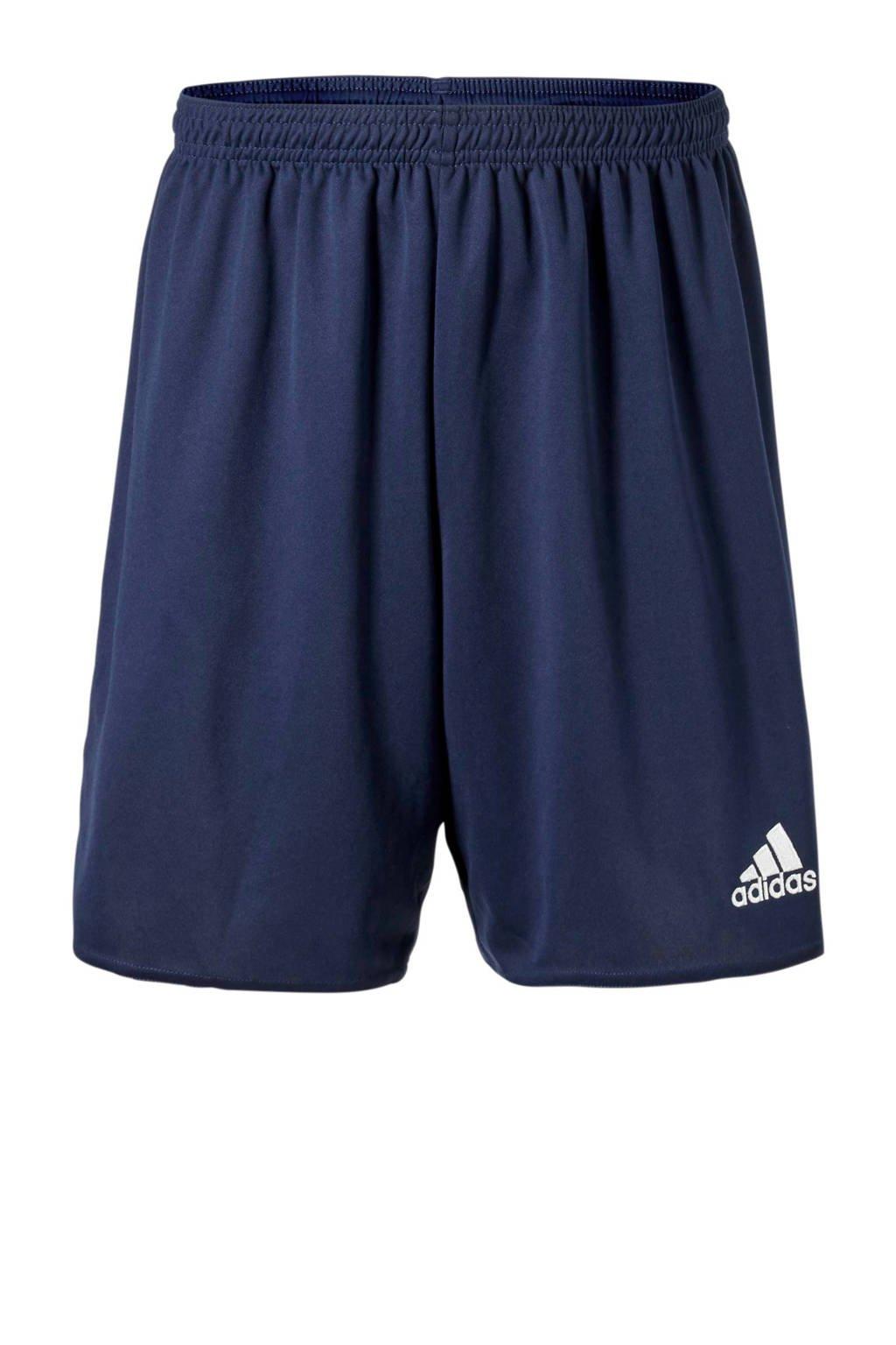 adidas Performance   sportshort Parma donkerblauw, Donkerblauw