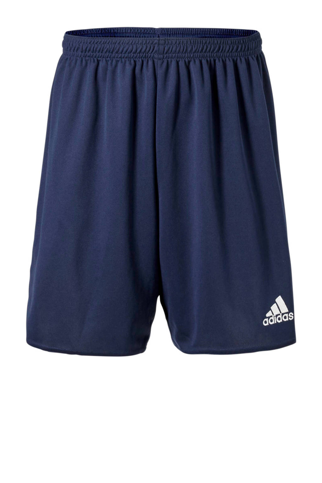 adidas   sportshort Parma donkerblauw, Donkerblauw