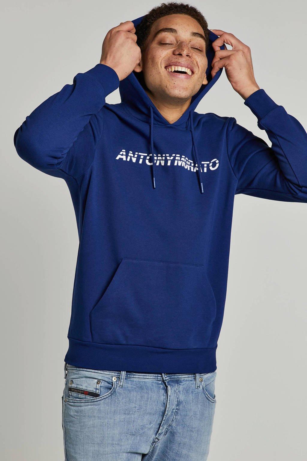 Antony Morato sweater, Blauw