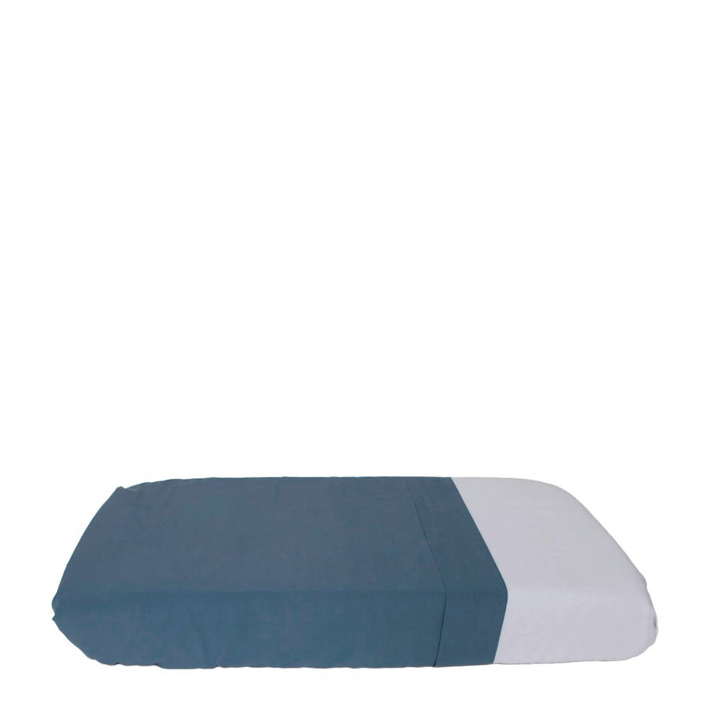 IMPS&ELFS ledikantlaken blauw 120x150 cm, Blauw