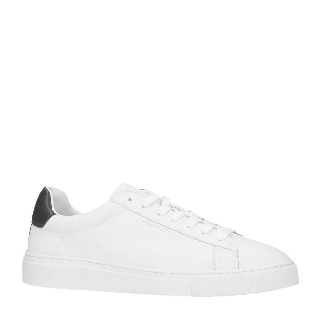 GANT  leren sneakers wit, Wit