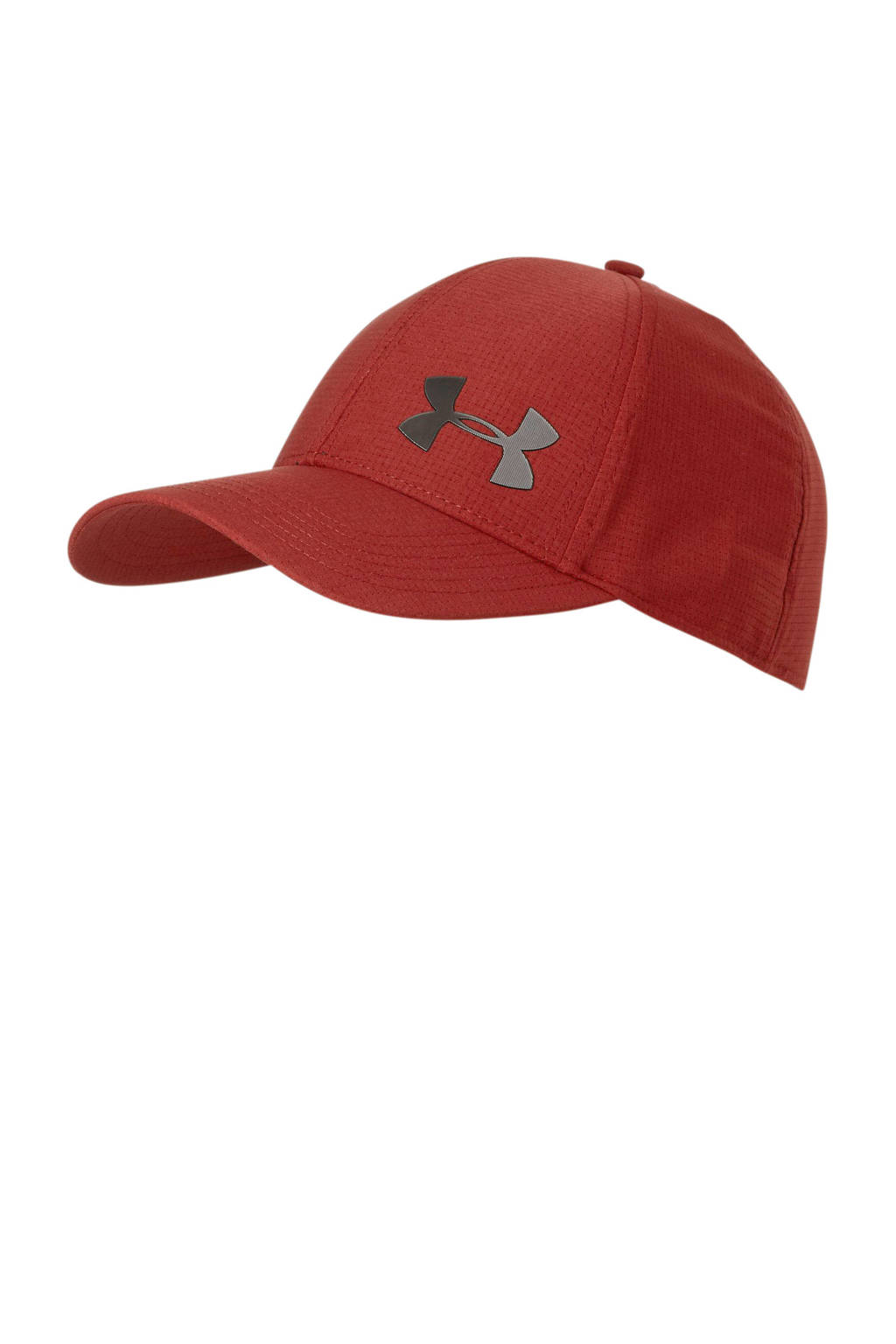 Under Armour pet rood, Rood