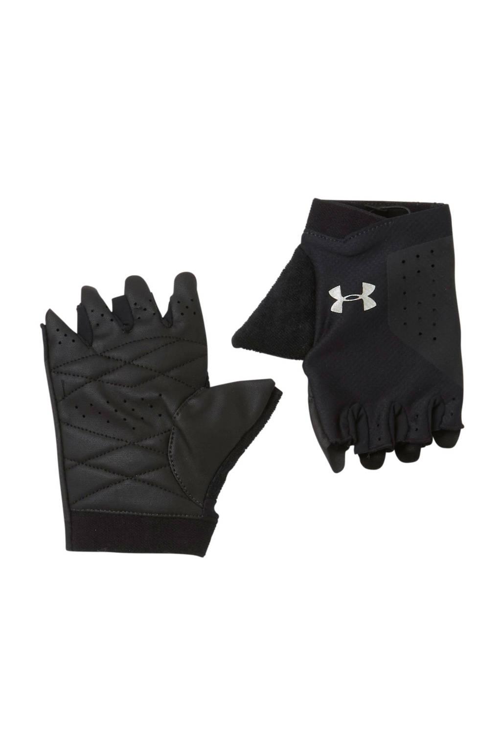 Under Armour  sporthandschoenen zwart