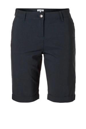 jeans short donkerblauw