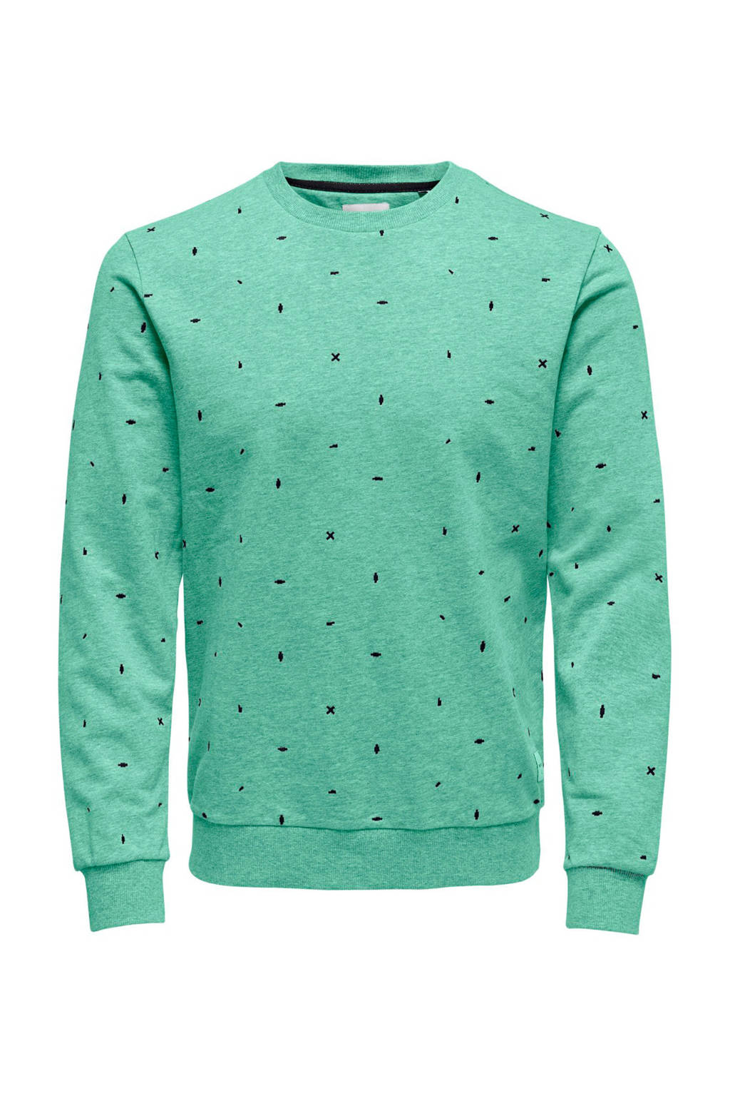 ONLY & SONS sweater, Lichtgroen