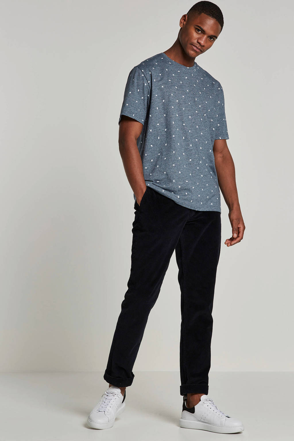ONLY & SONS T-shirt, Grijsblauw