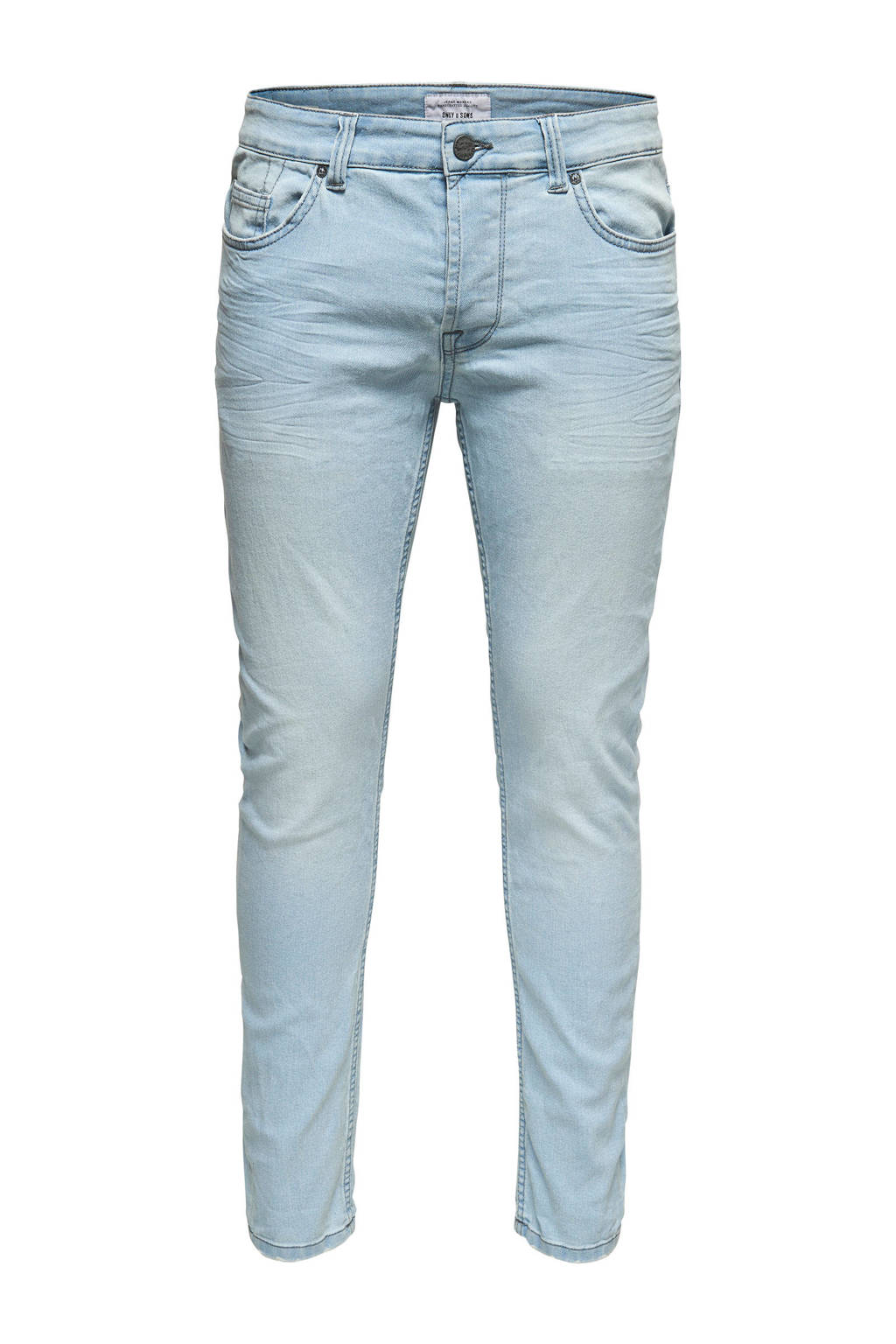 Only & Sons slim fit jeans, Blue denim