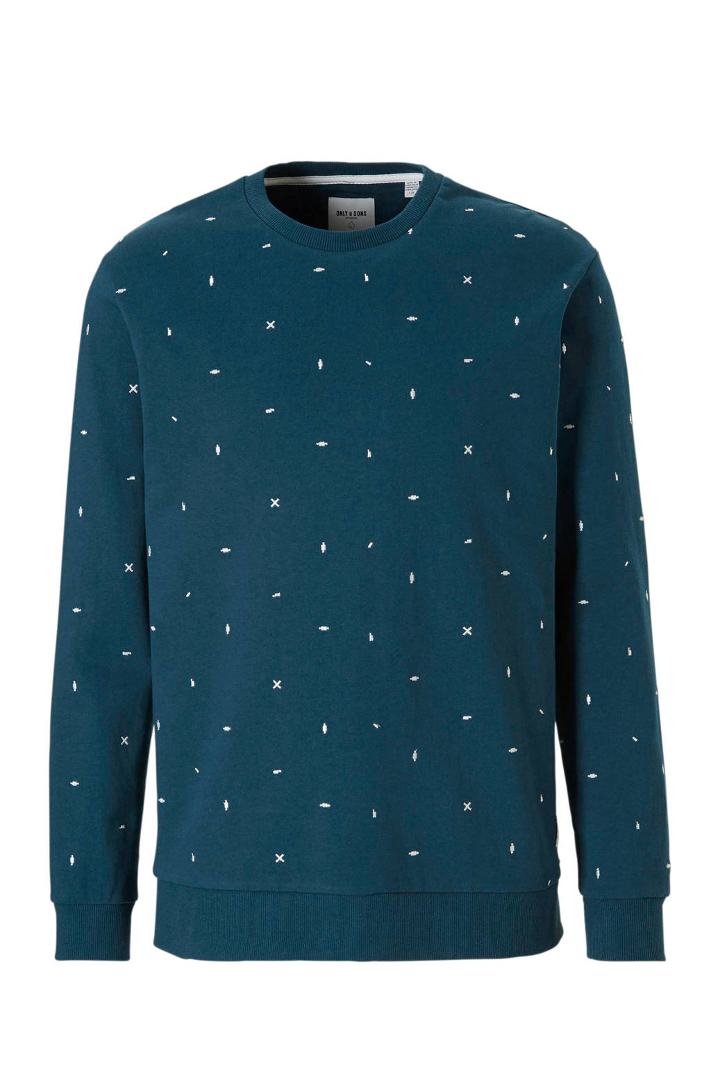 ONLY & SONS sweater, Petrol