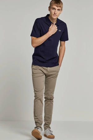 slim fit chino lichtbruin