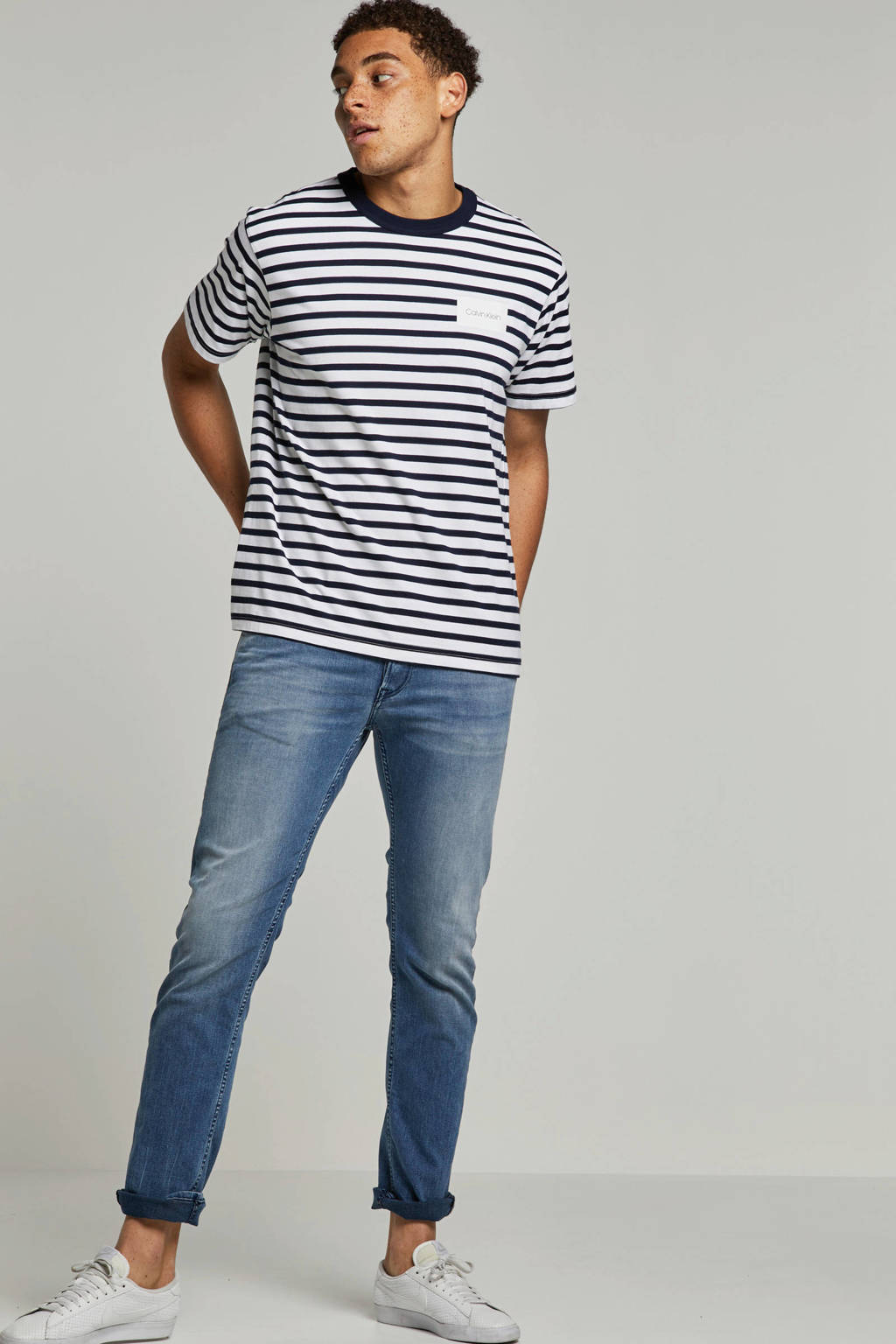 REPLAY regular fit jeans Grover, Stonewashed