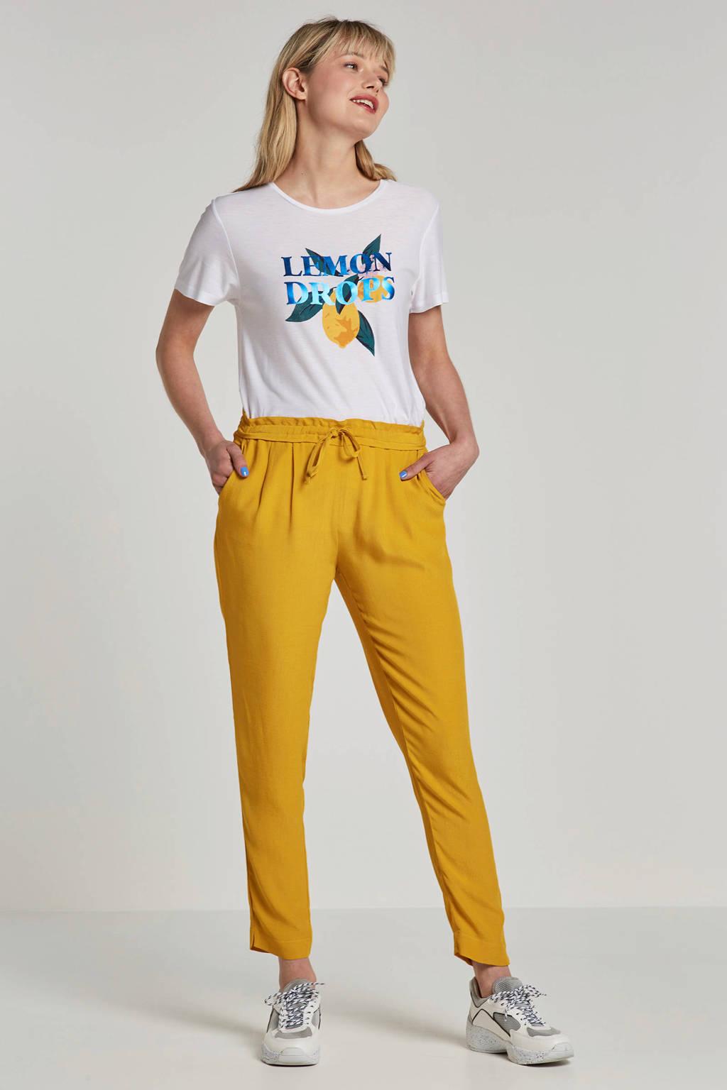 Another-Label Lewis broek geel, Geel