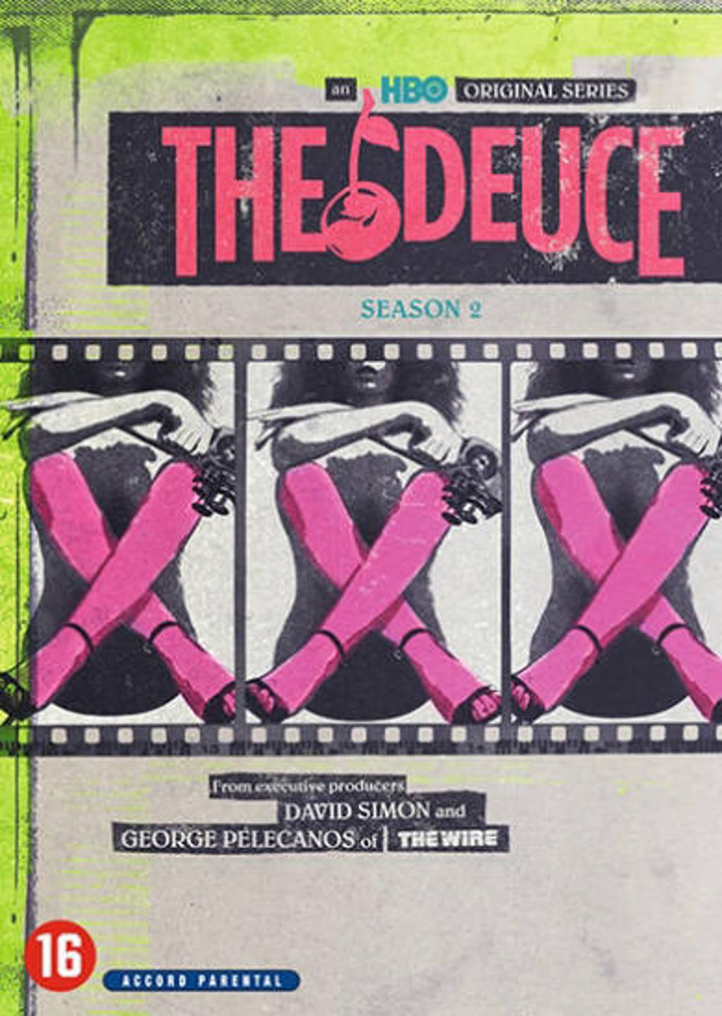 Deuce - Seizoen 2 (DVD)