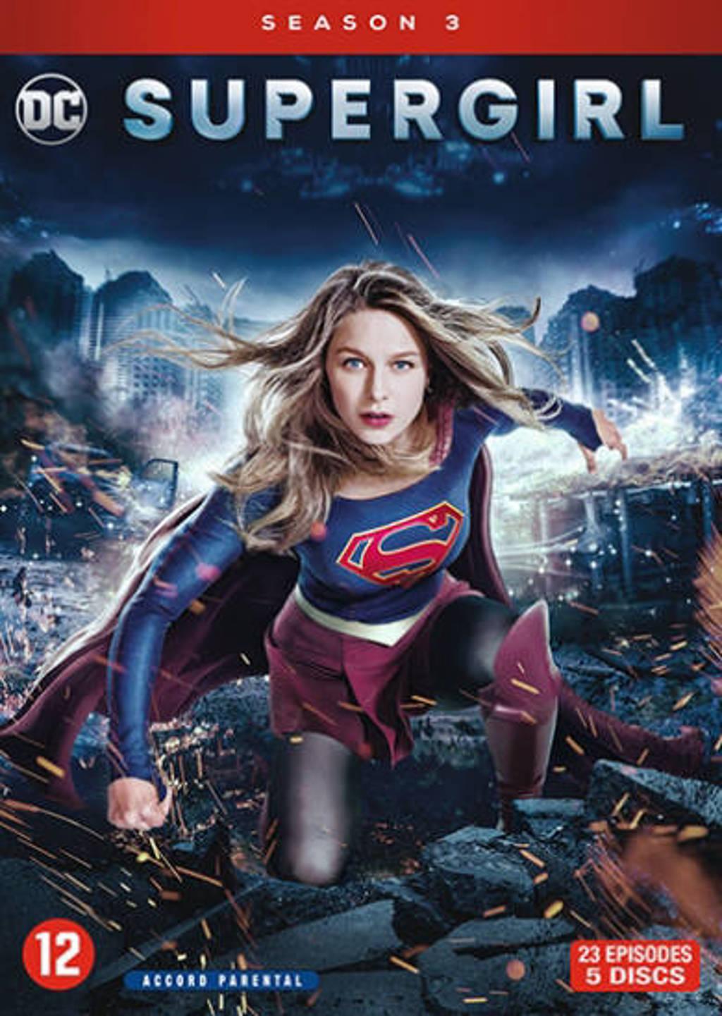 Supergirl - Seizoen 3  (DVD)