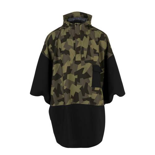 AGU regenponcho camouflageprint kopen