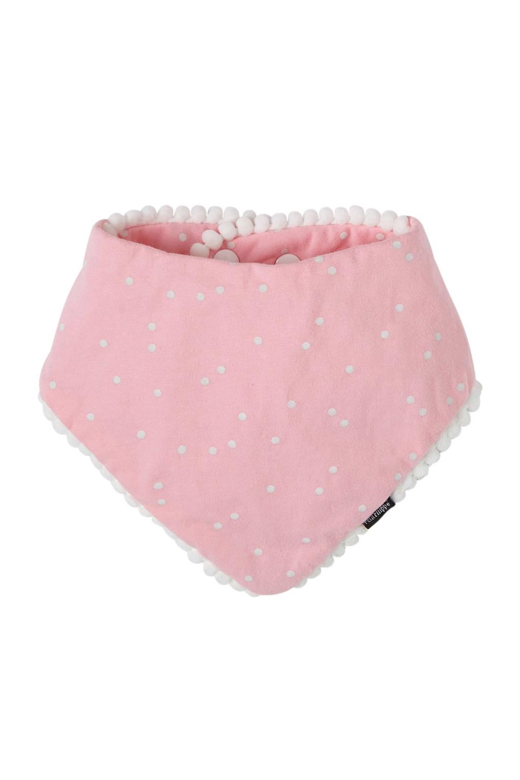 Petit Filippe bandana stip roze, Roze