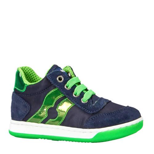 Falcotto Vega sneakers donkerblauw-groen