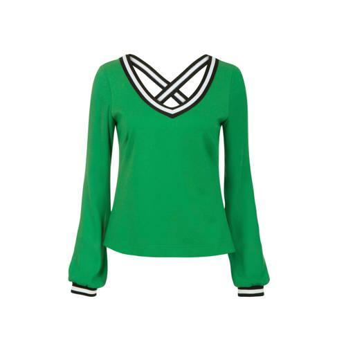 Promiss T-shirt groen kopen